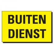 TSD 14 BUITEN DIENST