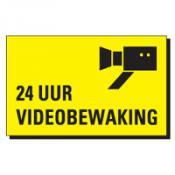 TSD 15 24 UUR VIDEOBEWAKING geel-zwart