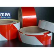 Reflecterende Tape 50 mm. x 10 meter