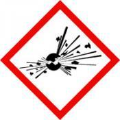 GHS 01 explosief
