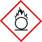 GHS 03 oxiderende stoffen