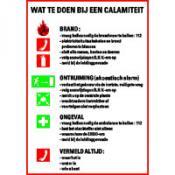Calamiteit bord NL