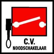 Noodschakelaar C.V.