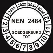NEN 2484 wit