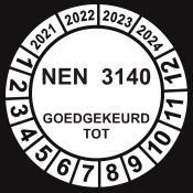 NEN 3140 wit